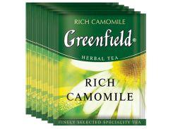 Чай Greenfield Rich Camomile 100 пак. HoReCa  (595288821)