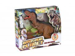 Динозавр Same Toy Dinosaur Planet  коричневый со светом и звуком  RS6123AUt