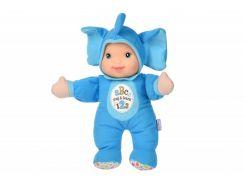Кукла Baby's First Sing and Learn пой и учись голубой слоник (21180-1)