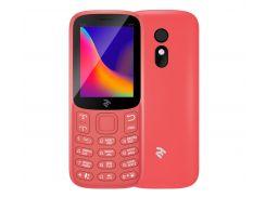 Мобильный телефон 2E E180 2019 DS Red