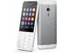 мобильный телефон nokia 230 ds rm-1172 white