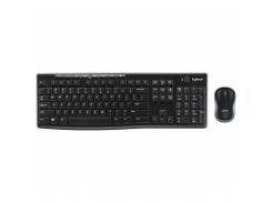 Комплект (клавиатура, мышь) Logitech MK270 Wireless Combo (L920-004518)
