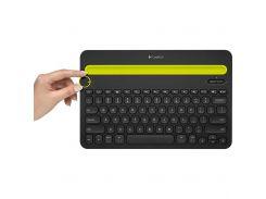 Клавиатура Bluetooth Logitech Multi-Device Keyboard K480 Black (L920-006368)