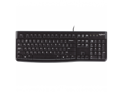 Клавиатура проводная Logitech K120 Black (L920-002522)