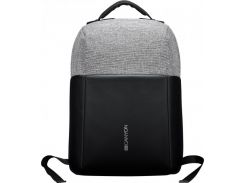 "Рюкзак для ноутбука Canyon 15.6"" Black/Grey (CNS-CBP5BG9)"