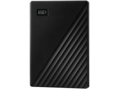 Жесткий диск внешний WD My Passport 1TB USB 3.2 Black (WDBYVG0010BBK-WESN)