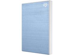 Жесткий диск внешний Seagate Backup Plus Slim 2TB 2.5'' USB 3.0 Blue (STHN2000402)