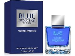 Blue Seduction Antonio Banderas Туалетная вода