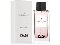 Dolce&Gabbana Anthology L`Imperatrice 3 Туалетная вода