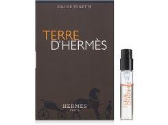 Hermes Terre d'Hermes Туалетная вода (пробник)
