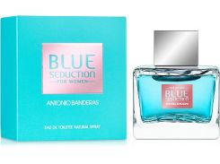 Blue Seduction Antonio Banderas woman Туалетная вода