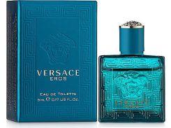 Versace Eros Туалетная вода (мини)