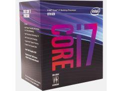Процессор INTEL Core i7-8700 Box (BX80684I78700)