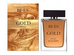 Bi-es Gold For Man Eau De Toilette Туалетная вода