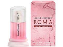 Laura Biagiotti Roma Rosa Туалетная вода