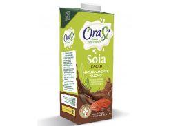 Молоко соевое со вкусом какао OraSi 1л (887374702)