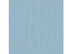Обои бумажные Континент Синель голубой 3029