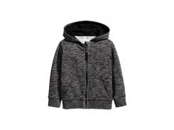 Толстовка H&M 92см темно серый 94938146