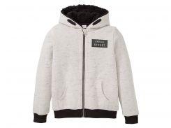 Куртка Pepperts 134 140см светло серый меланж 305295