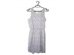 Платье H&M 158 164см серо синий 6317727