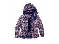 Лыжная куртка Crivit 146 152см комбинированный 283917