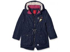 Куртка s.Oliver 92см темно синий горох 58709528048
