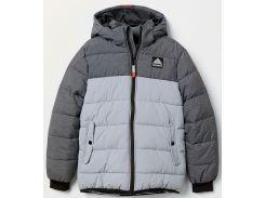 Куртка H&M 140см серый 96255328