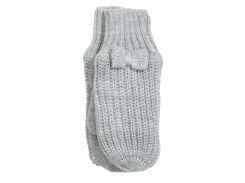Варежки H&M 110 116см серый 86169778