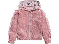 Толстовка H&M 92см розовый 95459826