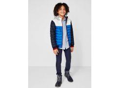 Куртка s.Oliver 152см сине белый 62902515042