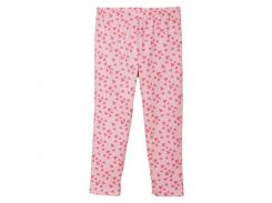 Брюки для сна Lupilu 98 104см розовый сердечки 301520