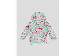 Куртка Vingino 80см Цветы 1734003