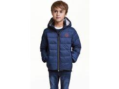 Куртка H&M 92см темно синий 84384615