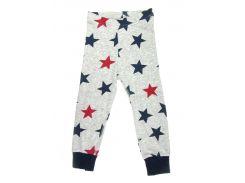 Пижамные брюки H&M 98 104см серый звезды 75312847