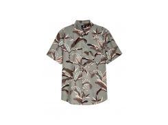 Рубашка H&M 2XL хаки 5016207