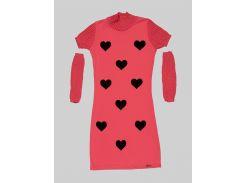 Платье Marions 152см розовый 7371