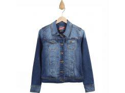 Куртка Vingino 128см голубой 1640011