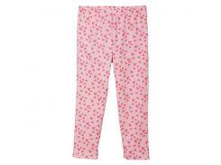 Брюки для сна Lupilu 86 92см розовый сердечки 301520