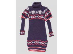 Платье Marions 158см темно синий 7854