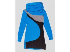 Платье Modu 164см синий 803