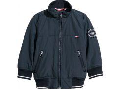 Куртка H&M 134см темно синий 5810537