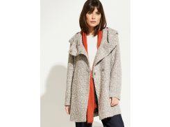 Пальто Comma 44 серый 8908524230