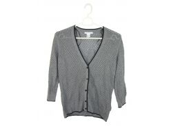 Кардиган H&M S серый 2841382