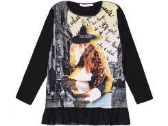 Блуза Marions 158см черный 6266