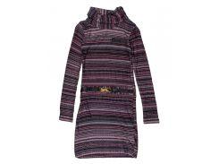 Платье Marions 146см сиренево серый 8169
