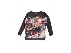 Блуза Marions 146см черный 6264