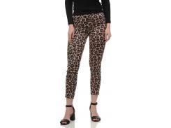 Брюки H&M 32 леопардовый 5737169