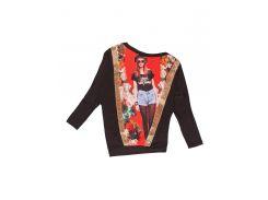 Блуза Marions 146см черный 6335