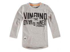 Лонгслив Vingino 50 56см серый 1730002