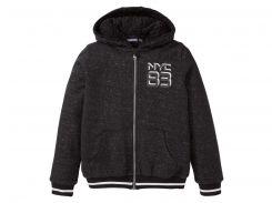 Куртка Pepperts 146 152см черный меланж 305295